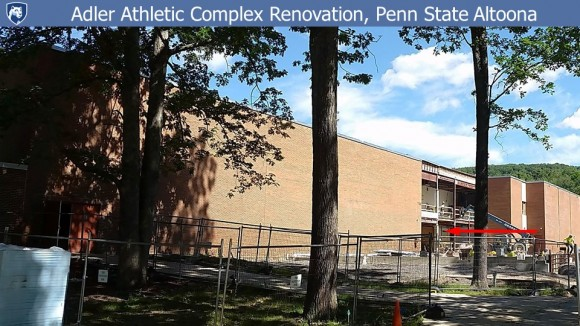 Faculty Senate Construction Report, September 6, 2016 - Slide 10