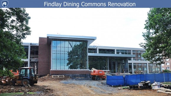 Faculty Senate Construction Report, September 6, 2016 - Slide 45